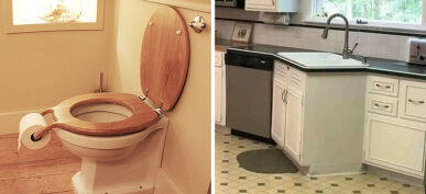 40+ Times Common Sense Went Out The Window For These Interior Designers