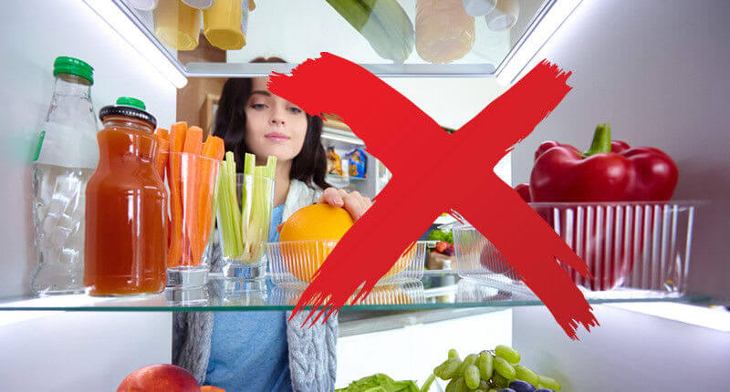 These Foods Actually Hate the Fridge And Better Kept In Room Temperature