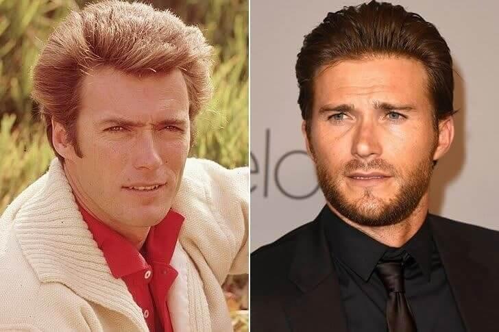 Clint Eastwood & Scott Eastwood – Na casa dos 30 anos
