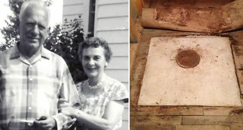 Man's Inherited Farmhouse From His Grandparents Turns Out To Be Hiding Some Incredible Treasures