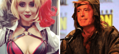 30+ Times Celebrities Surprised Delighted Fans By Dressing Up In Cosplay