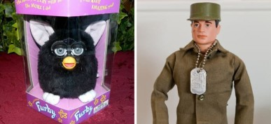 37 Vintage Childhood Toys That Could Make You Rich