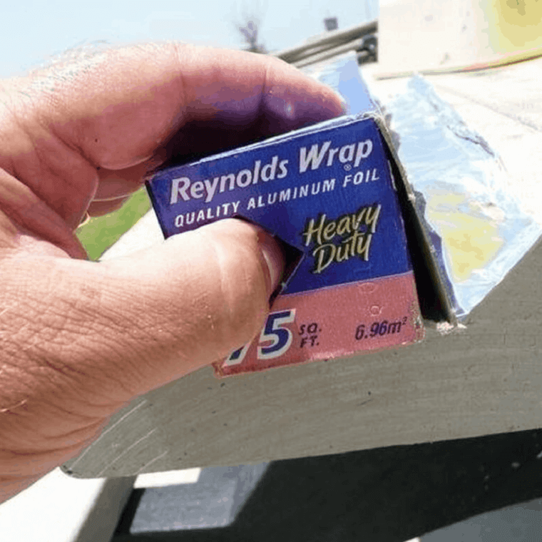 No Hace Falta Luchar Contra La Caja Del Papel Aluminio