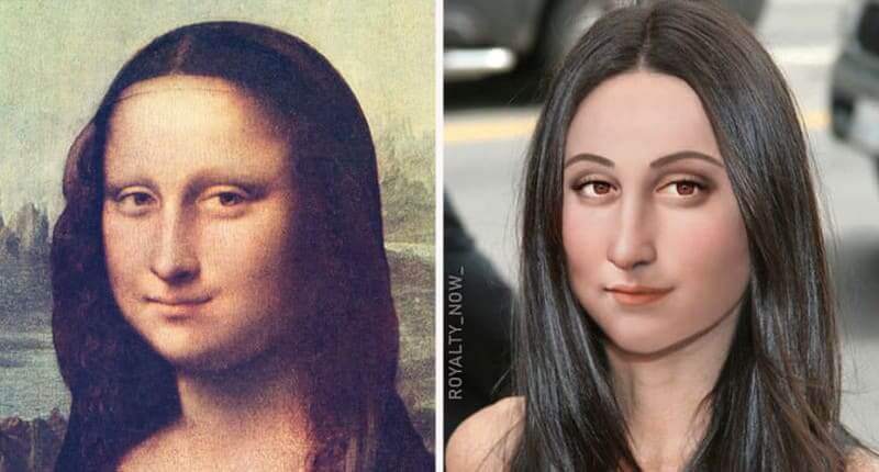 Here's What Iconic Historical Figures Would Look Like Today