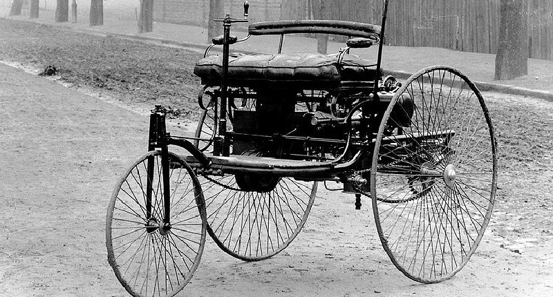 The Story Of The First Car Ever Made
