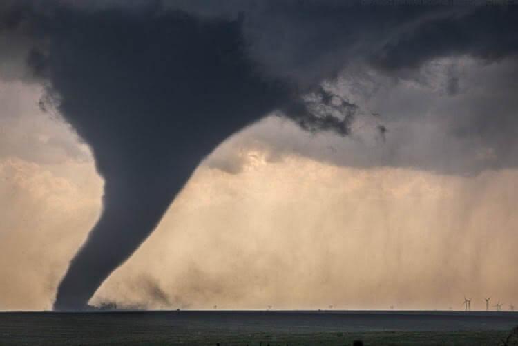 A Tornado