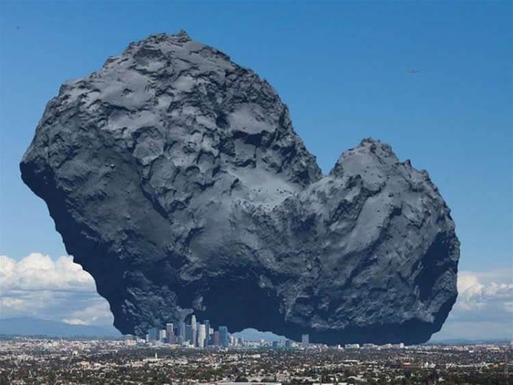 A Comet