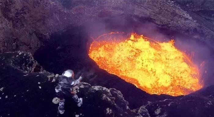 بركان  ڤانواتو