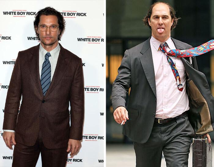 Matthew McConaughey, Gold
