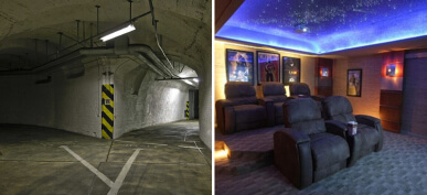 These Billion Dollar Bunkers Are How The Super Rich Will Survive The Apocalypse