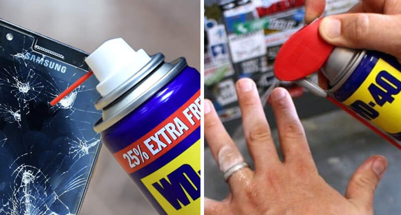 30+ Surprisingly Genius Uses for WD-40 That You'll Wish You Knew Sooner