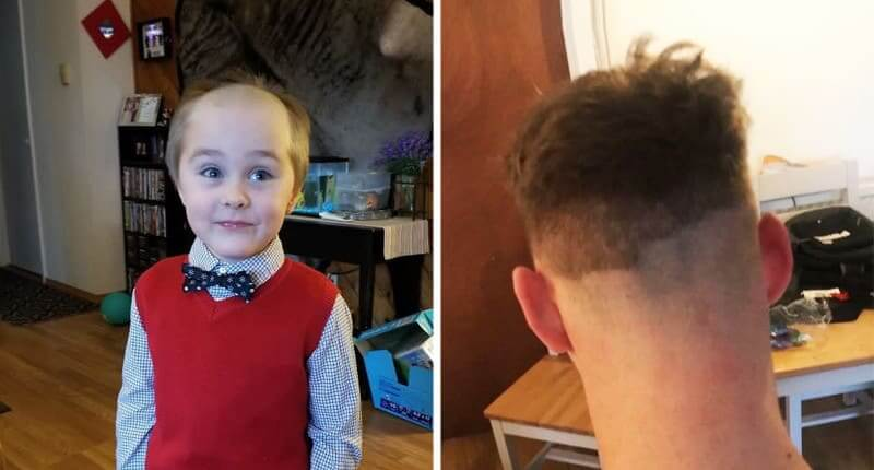 30+ At Home Haircuts That People Regretted Instantly