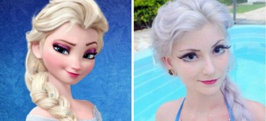 50 Real People Who Look Like Your Favorite Cartoons