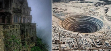 Hidden From The World: These Are The Biggest Abandoned Places On Earth