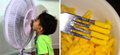 30+ Weird Things We All Did As Children