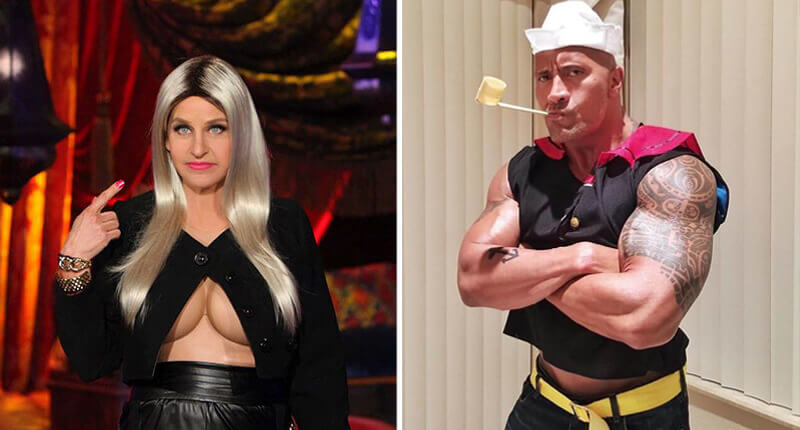 40+ Celebrities That Donned The Most Extreme And Over-The-Top Halloween Costumes