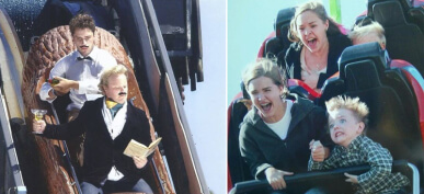 30+ Most Hilarious Rollercoaster Photos Ever Taken