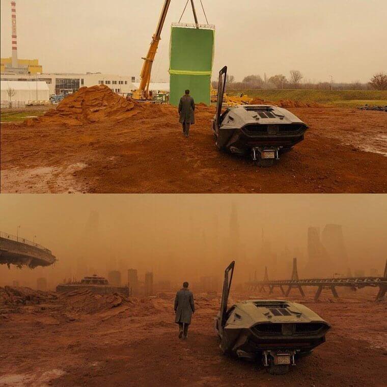 Blade Runner 2049 Background