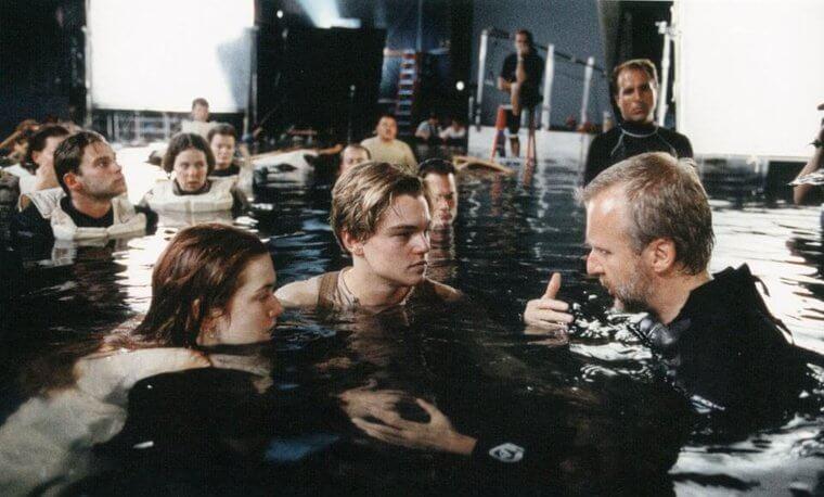 Titanic Atlantic Ocean