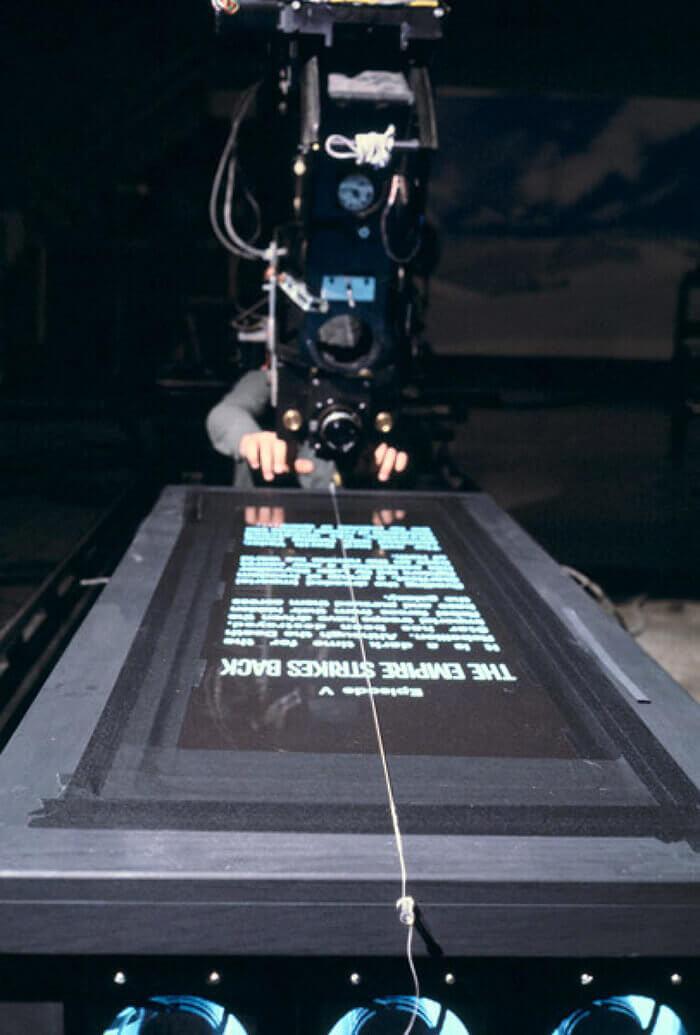 Star Wars Crawling Intro