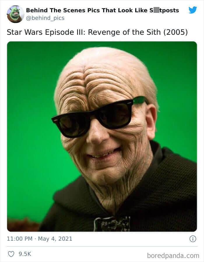 Who Know The Dark Side Looked So Cool