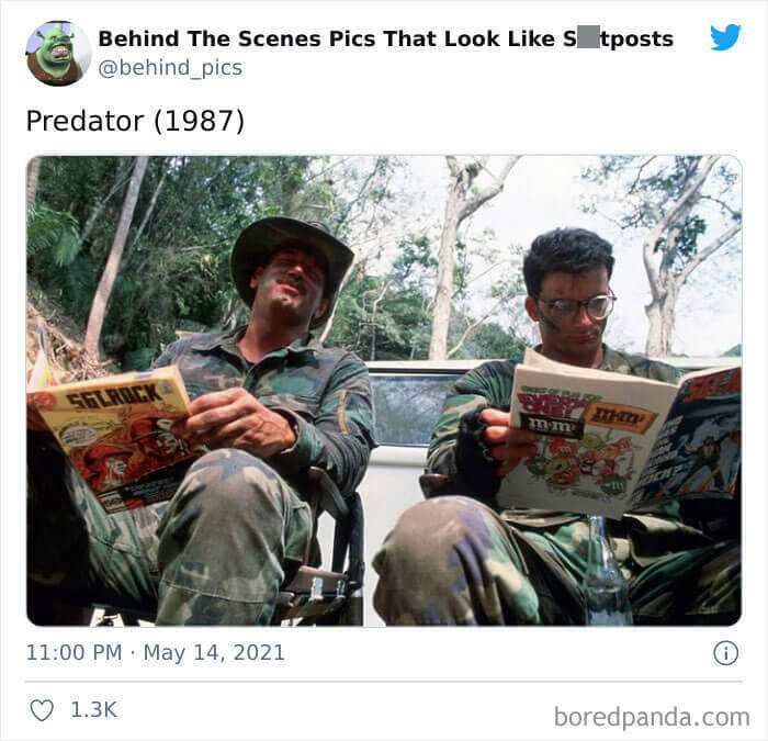 Back When Movies Just Had Fun