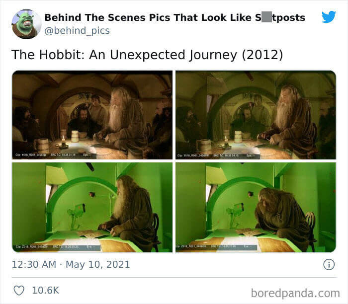 Now We Know Why Sir Ian McKellen Cried