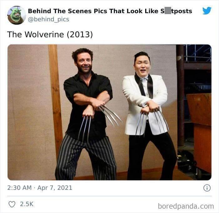 Oppan Wolverine Style