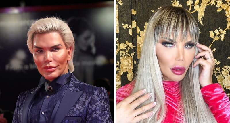The Unusual Story Behind The Human Ken Doll