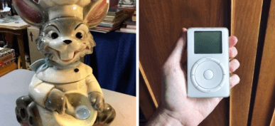 30+ Valuable Old Items You Have In Your Attic That Are Worth Thousands