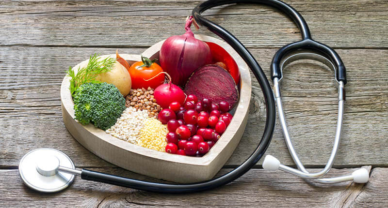 Keep Your Heart Healthy By Eating These Foods