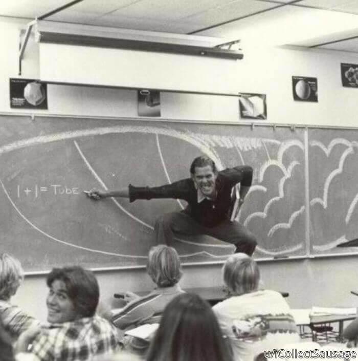 Se Jim Carrey Fosse Professor De Matemática