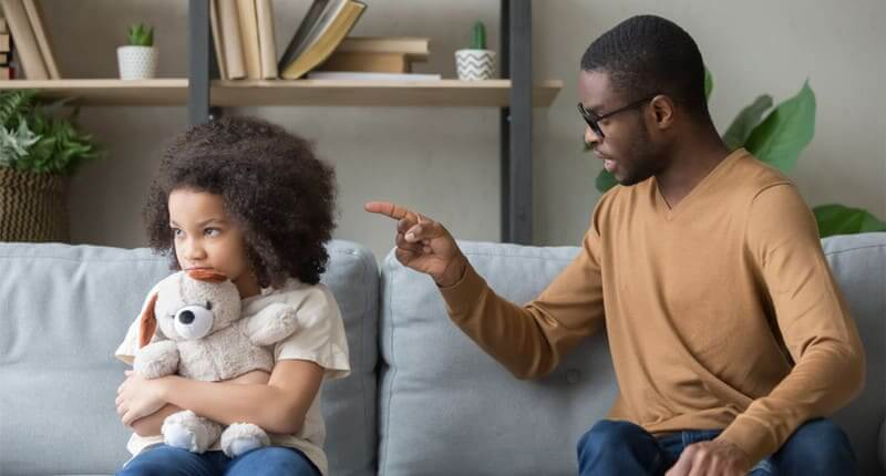 7 Things You Should Never Say To Your Child
