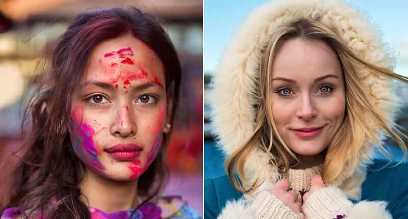 These Photos of Women from Different Countries Might Change The Way You See Beauty