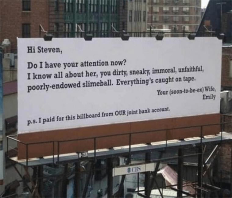 Steven, You've Got Some 'Splainin To Do