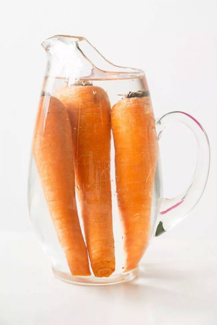 Carrots Can Stay In Fresh For Months If You Store Them The Right Way