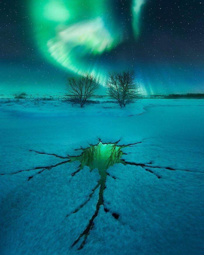 A Terra Está Se Abrindo