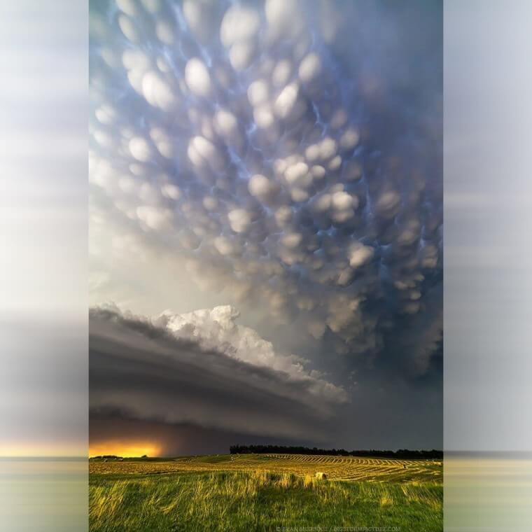 Uma Tempestade Formando