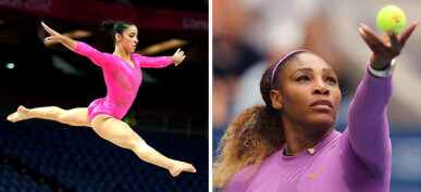 40 Female Athletes Who Are Not Only Strong But Also Stunning