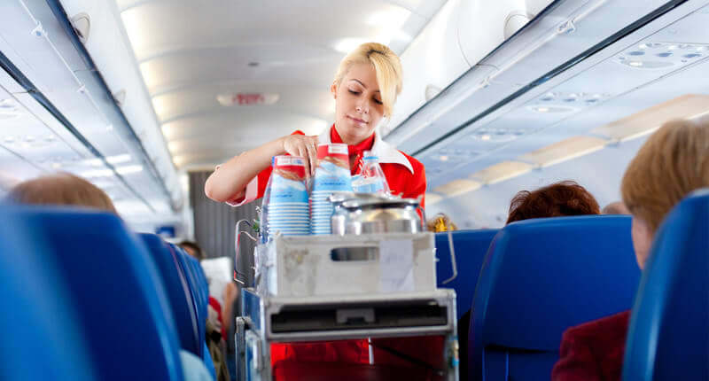 Flight Attendants Reveal What It's Really Like Working For An Airline