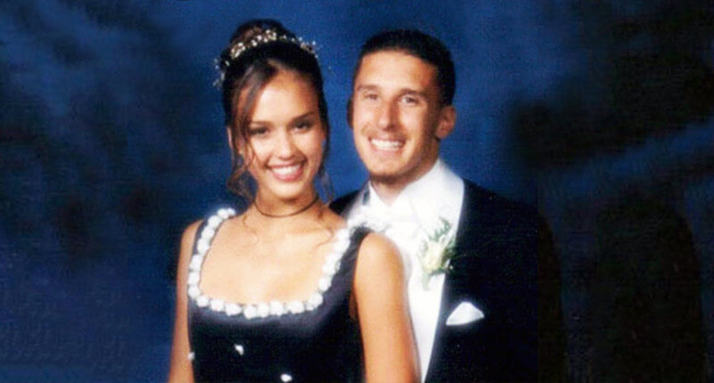Funny and Awkward Throwback Photos of Celebrities at Their Proms