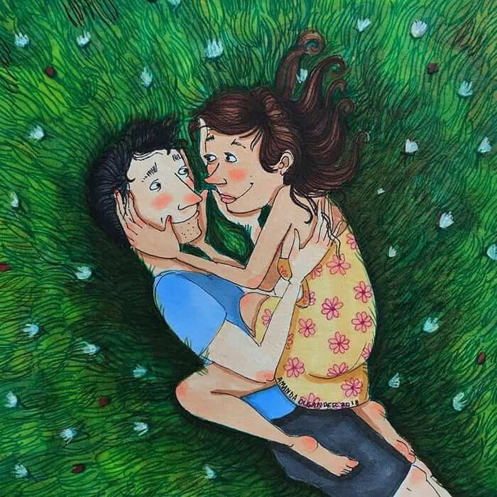 Miradas románticas