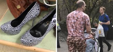 30+ Hilarious Fashion Fails That Will Make You Cringe