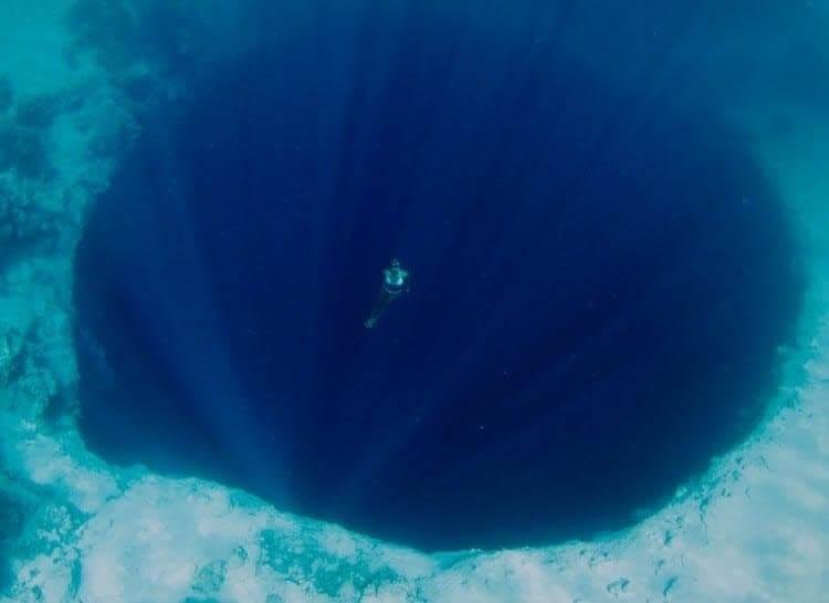 Mergulho Livre No Desconhecido