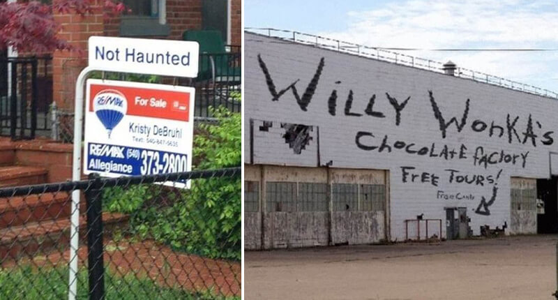 30+ Hilarious Signs That Got Caught For Being Obvious Liars