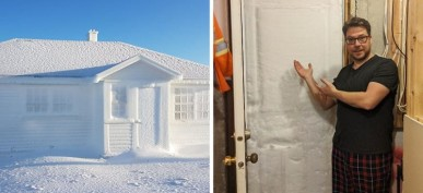 These Crazy Photos Show Just How Bad Canadian Winters Can Be