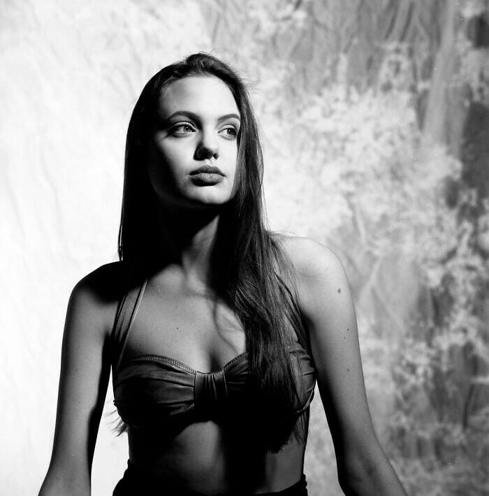 Angelina Jolie Siempre Fue Hermosa