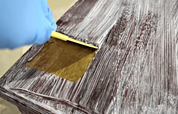 Quita La Pintura Con Bicarbonato