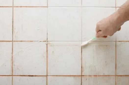 Limpia El Moho De Las Paredes Del Baño
