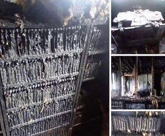30 Gaming Systems and 2,000 Games Destroyed In A Fire